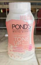 Pond s White Beauty Instabright Tone Up Milk Facial Powder UVA UVB 40 Grams
