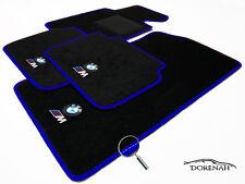 Tappetini tappetini per BMW SERIE 3 F31 bordi personalizzabili
