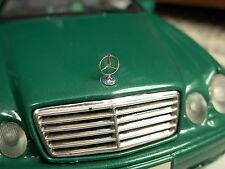 1/18 1/16 Mercedes MB 2-Teile Stern Kühlerlogo Mascot star Emblem Tuning modell