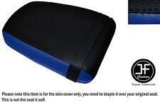 Desgn 3 Vinilo Negro Azul Real Personalizado Para Suzuki Gz 125 MARAUDER Cubierta de Asiento Trasero