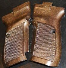 CZ 82 83 pistol grips dark brown plastic