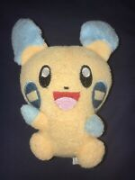 "2007 Pokemon MINUM Plush Doll Vintage Nintendo Jakks Pacific 6 1/2"" Tall"