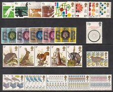 1977 COMPLETE COMMEMORATIVE YEAR SET ( 6 SETS ) UNMOUNTED MINT