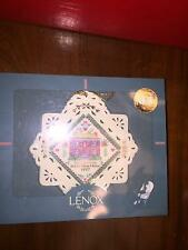 LENOX FIRST CHRISTMAS IN OUR NEW HOME 1997 ORNAMENT NIB