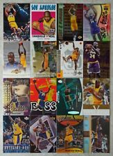 SHAQ SHAQUILLE ONEAL 220 INSERT + BASE CARD LOT EACH DIFFERENT CHECK PICS