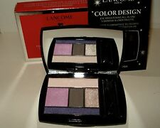 Lancome Color Design  All-in-One 5 Shadow&Liner Palette 304 Lilac Seduction NIB
