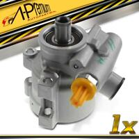 A-Premium Power Steering Pump for Jeep Liberty V6 3.7L GAS 2002-2006 52088710AB