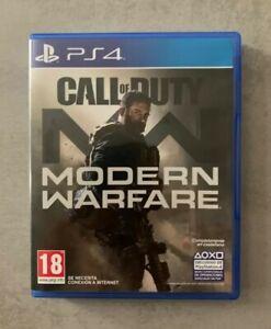 Call of Duty Modern Warfare COD PS4