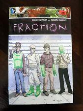 Fraction TPB DC Comics