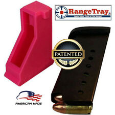 RangeTray Magazine Speed Loader SpeedLoader for Ruger LC .380 LC380 LC-380 PINK