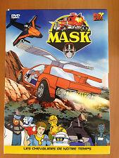 MASK - LES CHEVALIERS DE NOTRE TEMPS - COFFRET COMPLET 5 DVD - FRENCH