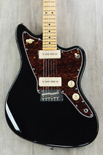 Tagima TW-61 Woodstock Series Jazzmaster Style Solidbody Electric Guitar - Black