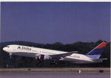 DELTA   AIRLINES  B-767-300   HQTS  ATLANTA GA AIRPORT   03/03