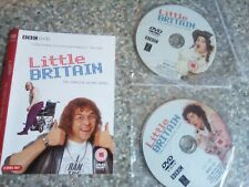 DVD little Britain second series disc only (262)