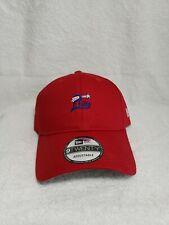 Philadelphia Phillies Dad Hat Cap New Era 9TWENTY Red Bryce Harper MLB 76ers