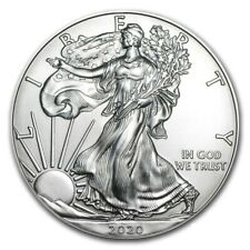 1 oz Silver Eagle Liberty USA 2020