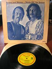 BREWER /SHIPLEY Shake off the demon -LP- psych/ folk- orig. KAMA SUTRA 1971