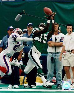 Keyshawn Johnson #19 New York Jets Licensed Unsigned Glossy 8x10 Photo NFL (B)