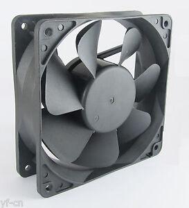 1pc 120x120x38mm 120mm 12038 7 blades 5V 12V 24V 2pin Brushless DC Cooling Fan