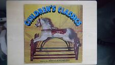 CHILDREN'S CLASSICS Featuring The Jingleheimers Hall of Music Records LP 1980