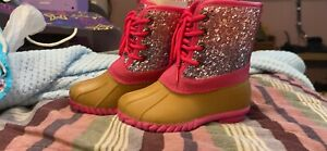 girl boots size 10