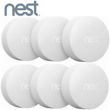 Nest Temperature Sensor 6 Pack Bundle Set for Themostat White T5001SF x2
