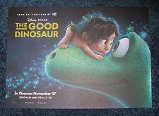 DISNEY THE GOOD DINOSAUR POSTER Movie Cinema Film NEW A3 Unfolded Frozen Aladdin