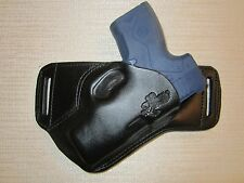 BERETTA NANO FORMED LEATHER,SOB, OWB BELT HOLSTER, RIGHT HAND, ULTRA SLIM DESIGN