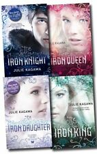 The Iron Fey Series Julie Kagawa Collection 4 Books Set Knight, King, Queen, etc
