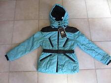 Veste blouson  ski Northland  grise taille 10 ans neuve avec étiquettes
