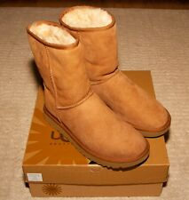 Ugg Classic Short II Women's Boots - Chestnut/Size 6