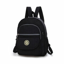 Women Girl Backpack Travel Nylon Handbag Rucksack Mini Shoulder School Bag New