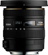 Sigma 10-20mm F3.5 EX DC HSM Lens for Canon EOS fit (UK Stock) BNIB