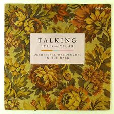 """7"""" Single - Orchestral Manoeuvres In The Dark - Talking Loud And Clear - S2057"""