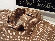 "PAUL SMITH Mens Shirt �� Size XL (CHEST 46"") �� RRP £95+ �� RANGE OF POLKA DOTS"