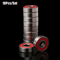 Carbon Steel Wear Resistance Ball Bearings 608rs Deep Groove Toy Accessories