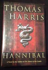 Hannibal by Thomas Harris (1999, Hardcover)