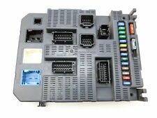 Control Unit BSI modules COMFORT Relay for Peugeot 207 CC 117TKM!! 9663798380