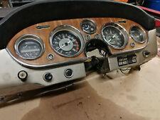 FIAT 2300 S COUPE DASHBOARD  RHD