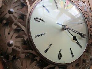 Vintage Metamec Wall Clock