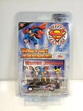 NHRA Warren Johnson 1:64 Diecast SUPERMAN  Pro Stock ACTION 1999 Professor NOC!