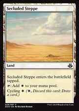 Secluded Steppe    NM  x4  Duel Decks: Elspeth Vs. Kiora MTG Land Common