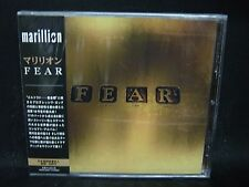 MARILLION Fear JAPAN CD Steve Hackett Darryl Way Transatlantic Edison's Children