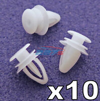 10x Vauxhall Door Mirror Trim Clips- Clips for Triangular Door Trim 90560163