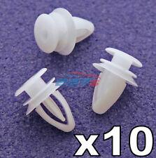 10x Vauxhall Door Mirror Trim Clips- Clips for Triangular Door Trim 90560163