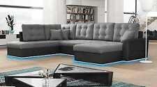 Sofa Bed Pads Corner Fabric Textile Leather with Function Interior Design U