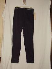 PAUL HARRIS DESIGN Navy cuffed Dress Pants Womens size 6 Slim Leg NWT (Short)