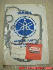 NOS YAMAHA LS3 LS 3 COMPLETE GASKET SET  Genuine made in JAPAN