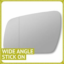 Left hand passenger side for Kia Soul 09-14 wing mirror glass Wide Angle