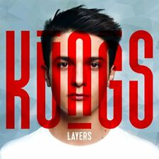 Kungs - layers - NEW CD (Sealed)  The Girl (Feat. Kungs vs Cookin On 3 Burners)